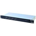 ClearCom PS-704 4-Channel 2-Amp Rack Mount (1RU) System Power Supply
