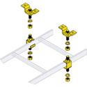 Ladder Support Hardware with hang kit