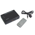 Calrad 40-992 Mini 3x1 HDMI Switcher