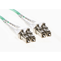 Cleerline DOM4LCLC02M LC/UPC-LC/UPC-1.6mm Riser-OM4-2m Fiber Cable