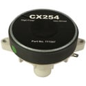 Community Pro Loudspeakers 111597R HF Driver 25.4 for R.35COAX R.35COAXB and R.35COAXW