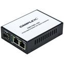 Camplex CMX-FMC-1001 Fiber Media Converter Gigabit Ethernet 1000Base-T to 1000Base-SX/LX SFP