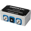 Camplex Single Mode opticalCON QUAD NO4FDW-A to (4) ST Female Breakout Box