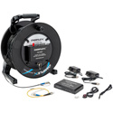 Camplex Tac-N-Go HDMI Fiber Optic Converter / Extender & 1000 Foot Cable Reel