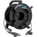 Camplex CMX-TROCMTPSX125 opticalCON MTP/MTP Singlemode 12 Fiber Xtreme Cable W/GT450 Reel - 125 Meters