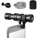 Comica CVM-VS08 Directional Shotgun Microphone for Smartphones