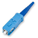 Corning 95-200-41 Unicam High-Performance Connector - SC Single-Mode (OS2) Blue Housing & Blue Boot - Single Pack