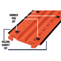 Checkers CPRKIT1-8 Anti-Slip Traction Kit For FastLane FL1X4 and FL2X1.75