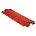 Cross Guard ADA Rail Attachments for LineBacker CPRP1X225 Orange