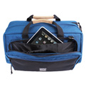 PortaBrace CS-DC4U Digital Camera Carrying Case (Blue)