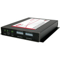 Artel FiberLink 3371-B7S 1310nm SM 3G-HD/Two RS Data & 10/100 Base-T Ethernet Fiber Box with ST Connectors - Receiver