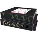 Artel FiberLink 3516-B7S Singlemode 2 Channel Bidirectional 3G/HD/SD-SDI Over 1-Fiber Box with ST Connectors - Transmit