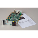 Artel FiberLink 7820-C7S 7820 HD/SD Component/S-Video/Composite/2 Ch Analog Audio Card with ST Connectors - Transmitter