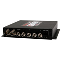 Artel FiberLink 8202-BS77 3G/HD/SD-SDI 1310nm ST Fiber Optic Distribution Amplifier 2 Output