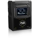 Core SWX HLX-150AG HELIX 150 Mini 3-Stud Gold Mount Li-Ion Battery - 147wh (14.8v native/9.9Ah)