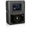 Core SWX HLX-9AG HELIX 9 Mini 3-Stud Gold Mount Li-Ion Battery - 98wh (14.8v native/6.6Ah)