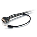 50234 150ft Select VGA and 3.5mm A/V Cable M-M