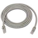 Connectronics CTX-CAT6AUTP-10 Cat6A UTP Shielded 10G Patch Cable in Grey - 6 Foot
