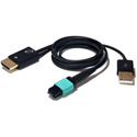 Celerity UFO-HD-RX HDMI 3in Receiver Connector Cable for UFO Cables