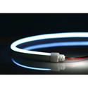 City Theatrical N914-CW-10 QolorFLEX NuNeon 6500K LED Light Tape - Cool White - 32.8 Feet