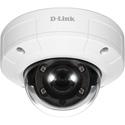 D-Link DCS-4602EV-VB1 Vigilance 2 Megapixel H.265 Outdoor Dome Camera with Full HD Resolution 1920 x 1080