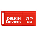 Delkin DDUSB3-32GB PocketFlash USB 3.0 Flash Drive - 120/15 Read/Write - 32GB