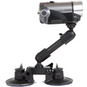 Delkin DDMOUNT-SUCTION Fat Gecko DSLR & Video Camera Mount