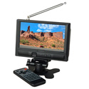 Delvcam DELV-7XLPRO-ATSC 7 Inch TFT LCD Monitor w/Built-in ATSC & NTSC TV Tuners