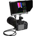 Delvcam DELV-HD7-HSC 1920x1200 7-Inch HD LCD Monitor with HDMI/SDI Cross Conversion & Waveform