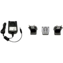 Digital Forecast 5V to 17V Wide Operating Power Range Global Power Adaptor USA/UK/Europe