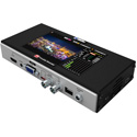 Digital Forecast Bridge X-TS Troubleshooter Multi Platform A/V Signal Converter - SDI/HDMI/VGA/RGB/AES Analyzer