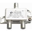 Blonder Tongue DGS-2 Digital Ready 5-1000 MHz 2-Way F Splitter