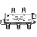 Blonder Tongue DGS-4 Digital Ready 5-1000 MHz 4-Way F Splitter