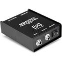 Hosa DIB-443 Sidekick Passive DI Box 1 / 4 in TS to XLR3M