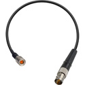 Laird DIN179DT-BF-3 Belden 179DT RG179 3G-SDI DIN 1.0/2.3 to BNC Female Video Adapter Cable - 3 Foot
