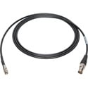 Laird DIN1855-BF-3 3G SDI DIN 1.0/2.3 to BNC-F Video Adapter Cable w/ Belden 1855A - 3 Foot