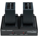Dolgin TC200 Two-Position Battery Charger for Sony L Series Batteries