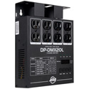 ADJ DP-DMX20L 4 Channel DMX Dimmer Pack