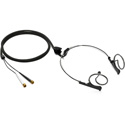 DPA 4560-OC-B-B00 CORE Binaural Lightweight and Flexible Headset Microphone - Black