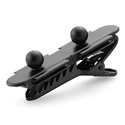 DPA DMM0015 Double Clip for 4080 - Black