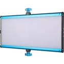 Dracast DRSPPL1000D S Series LED1000 PLUS Daylight Panel with V-Mount Battery Plate