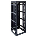 Middle Atlantic 19in DRK Rack 10-32 Threaded EIA Standard Spacing with Cable Management (44 Space)