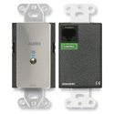 RDL DS-ECR1 Power On/Off Remote Control - Stainless Steel