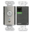 RDL DS-ECR1L Power On/Off and Level Remote Control - Stainless Steel