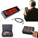 DSan PRO-2000KIT-4 Limitimer Professional Staging Kit - Includes Speaker Timer/Audience Signal Light/Large Carry Case