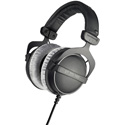 Beyerdynamic DT 770 PRO Closed Classic Studio Headphones with Single Sided Coiled Cable - 80 Ohm
