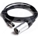 Dalcomm Tech SBJ-5 XLR5M Pro Audio Headset Adapter Cable