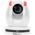 Datavideo PTC-280W 4K PTZ Camera with 4K50/60p Resolution and 12x Optical Zoom - White