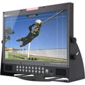 Datavideo TLM-170P 17 Inch LCD Monitor with HD/SD-SDI - HDMI - YUV - CV Inputs - Desktop Model