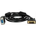 Connectronics Premium DVIA-VGA-6 DVI Analog Male to VGA Male Cable 6 Foot